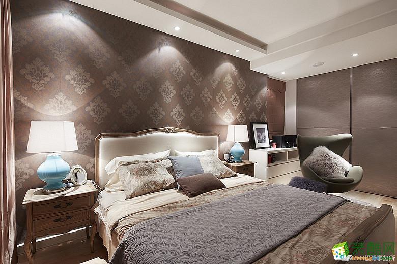 【MH设计】两室两厅一卫89方混搭风格设计装修效果图