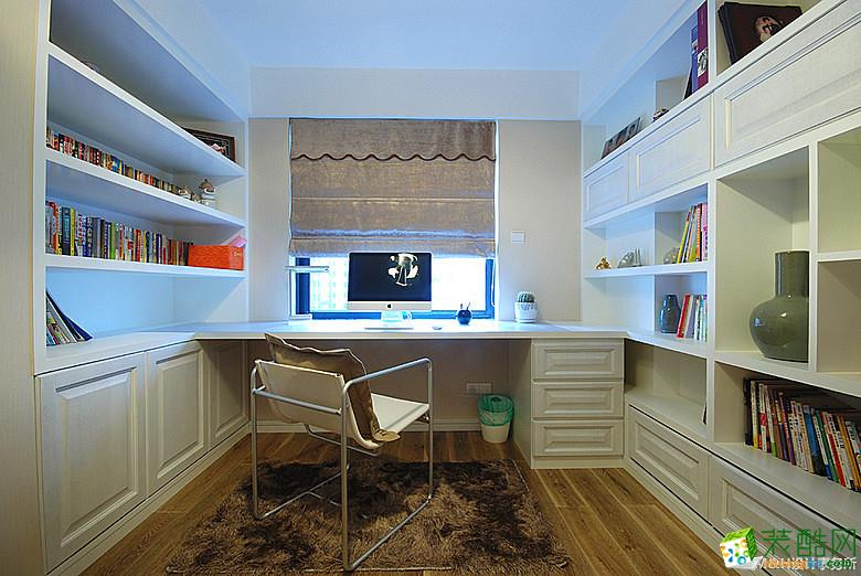 【MH设计】三室两厅两卫146方现代简约设计装修效果图