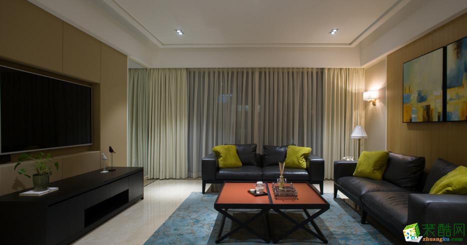 【联宝嘉装饰】欧式风格三室两厅145平米装修案例图