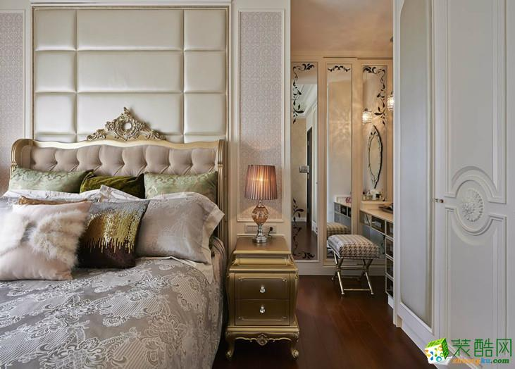 混搭三居室装修效果图-卧室装修效果赏析