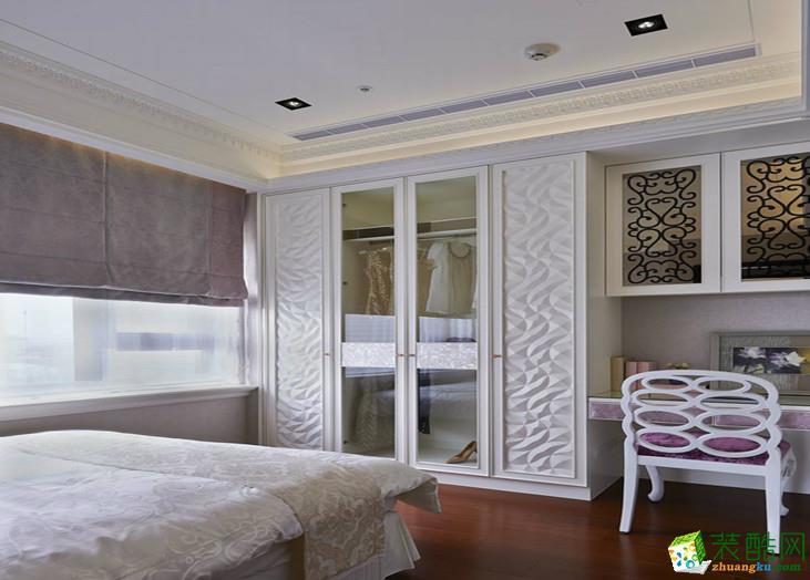 陕西君杰建筑装饰有限公司-三室两厅两卫