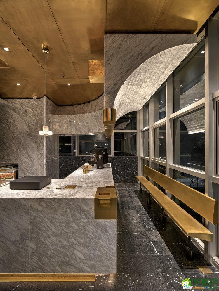 【AN设计】MR.MAIMAi麦丘梵面包店装修设计