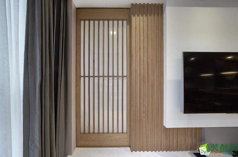 【天世居装饰】春辉十里135平三房两厅日式装修案例赏析。