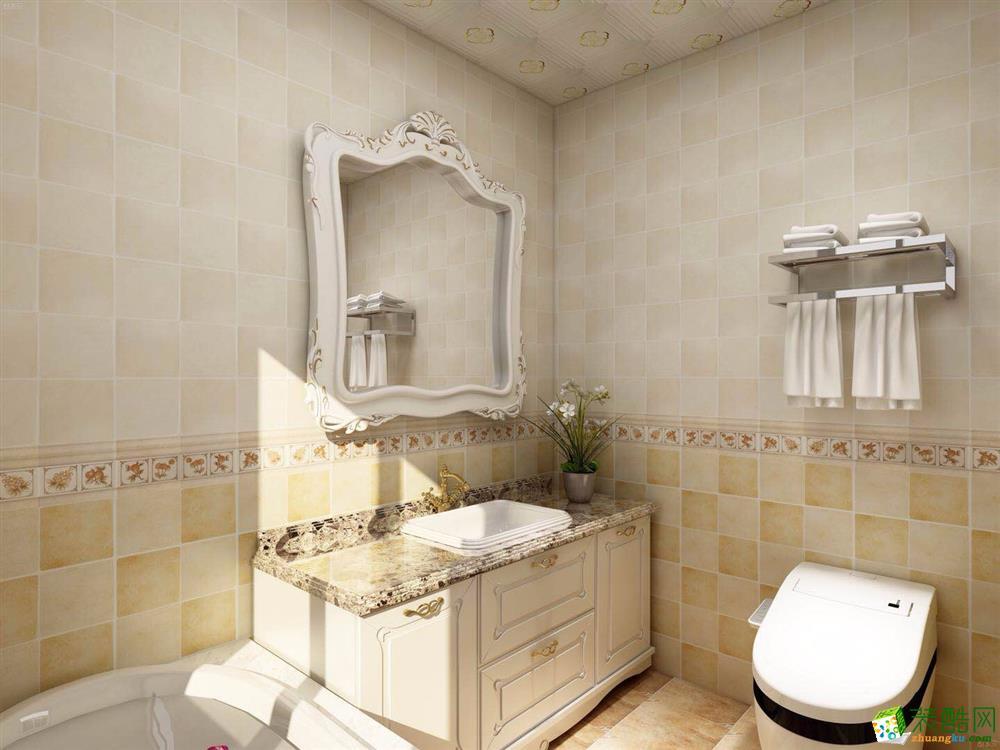 三室两厅|130平|欧式风格|装修效果图