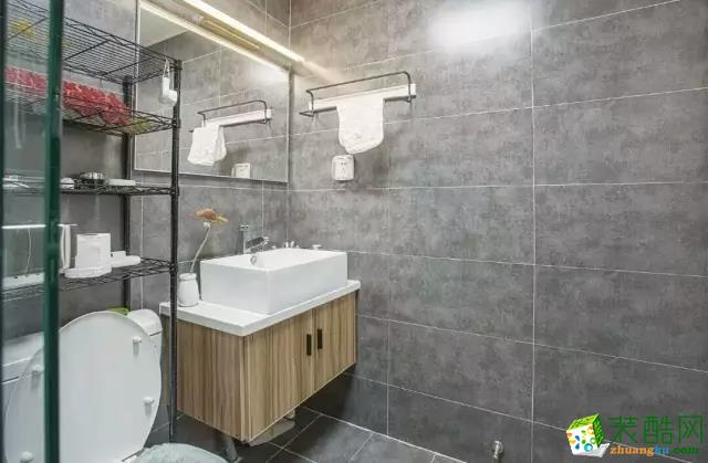 三室两厅|100平|简约风格|装修效果图