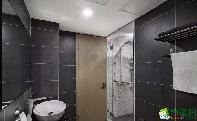 三室两厅|96平|简约风格|装修效果图