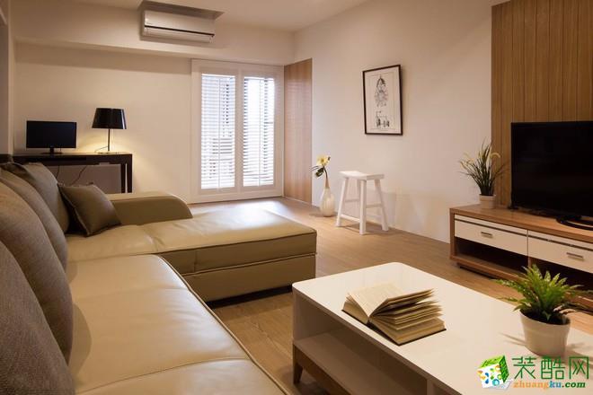 三室兩廳|120平米|北歐風格|裝修效果圖