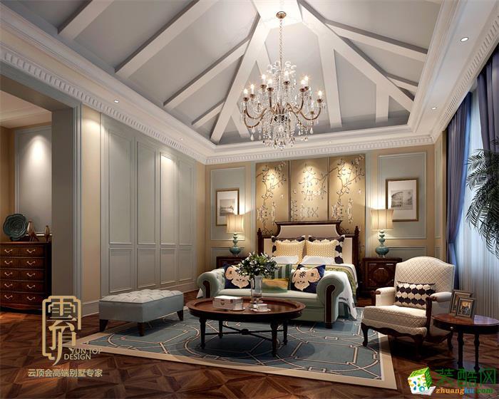 【蔓朵软装】426方轻奢主义别墅软装设计搭配效果图