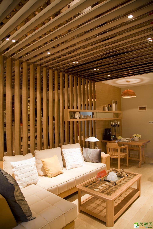 博凯装饰-银海大夏70平米日式风格两室两厅装修案例图