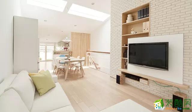 佳和��艺装饰 118平米日式风格三室两厅装修案例图