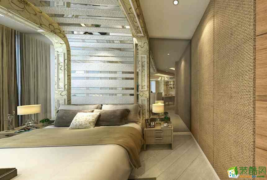 鄭州龍發裝飾-韓式二室一廳裝修效果圖