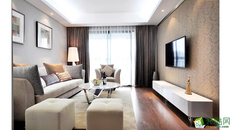 三室兩廳|120平米|簡約風格|裝修效果圖