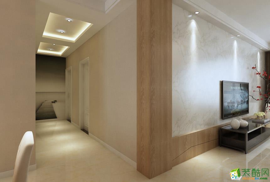 艺筑装饰-现代简约三居室