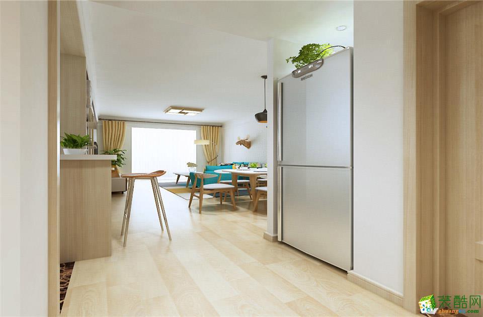 拉萨精远装饰-欧式三居室装修效果图