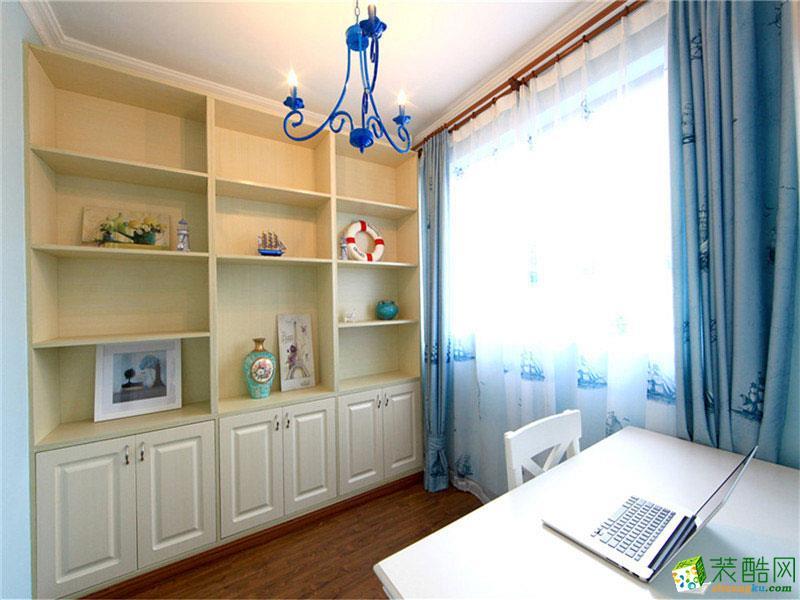 临汾艺勇装饰-地中海两居室装修效果图