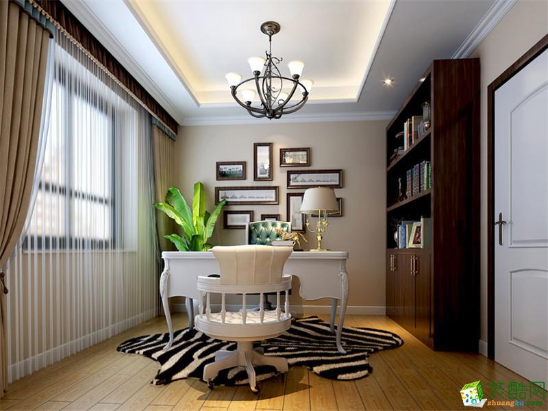 居轩德装饰-现代简约三居室装修效果图