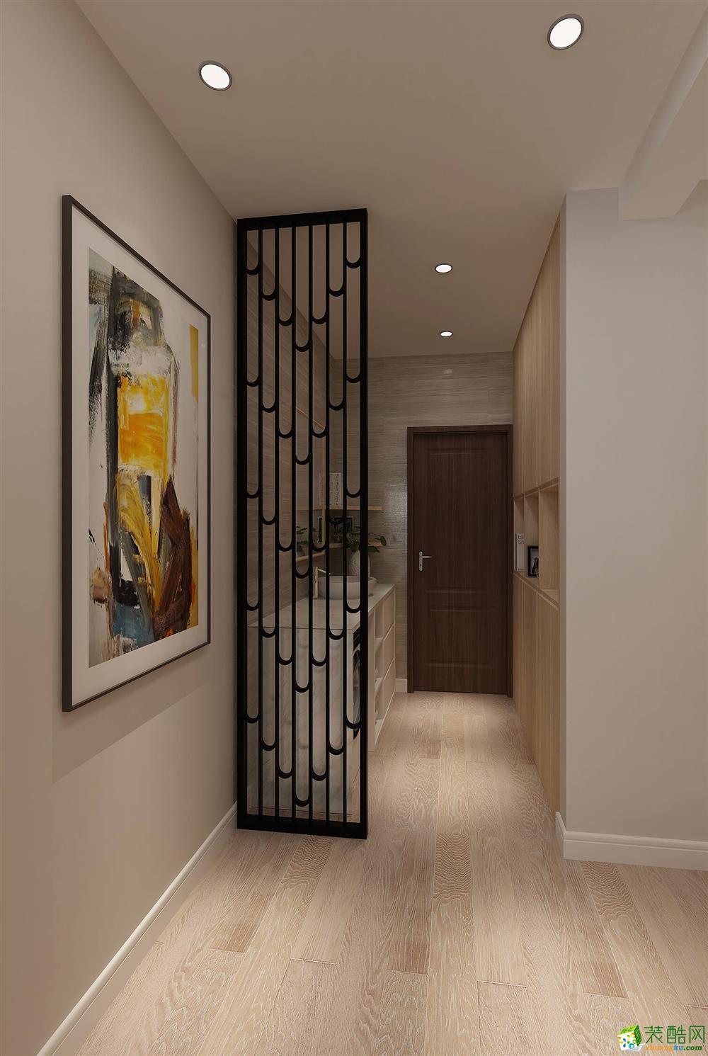 【生活家装饰】70平方自然简洁港式家居风格装饰效果图