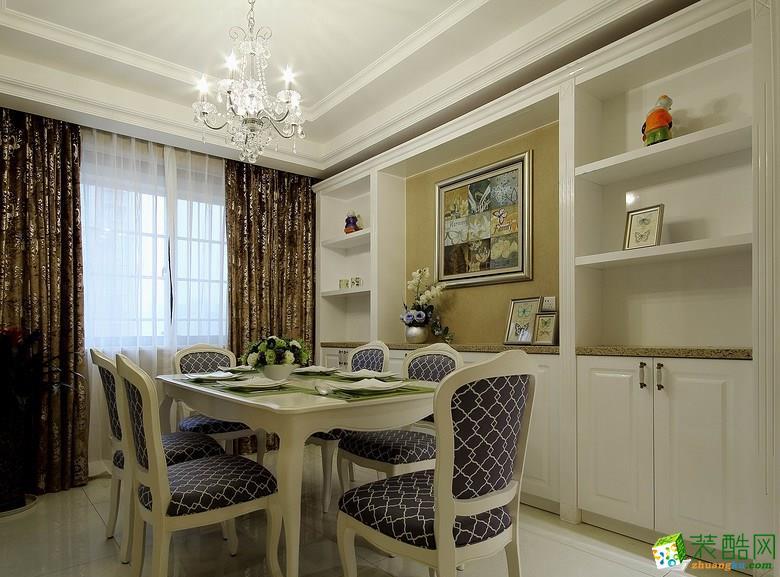 四室兩廳|130平米|簡約風格|裝修效果圖
