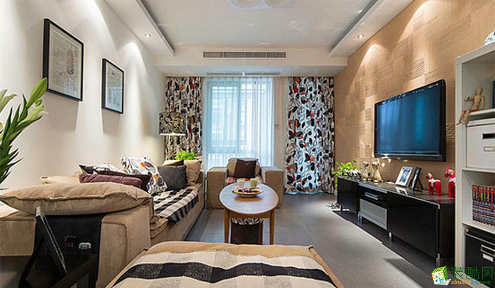 168平米美式风格四室两厅装修案例图 品峰装饰