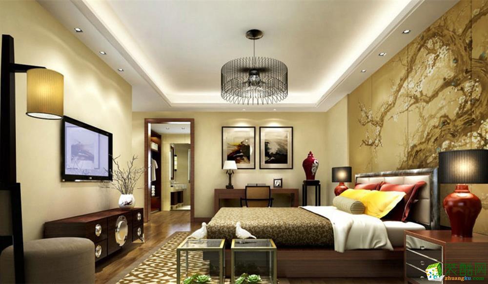 156平米现代简约风格四室两厅装修案例图 品峰装饰