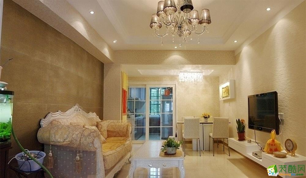 153平米混搭风格四室两厅装修案例图 品峰装饰