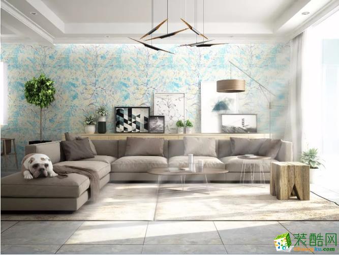 清新田园风格,在美学上推崇自然、贴近自然,在室内环境中力求表现悠闲、舒畅、自然的田园生活情趣,巧于设置室内绿化,创造自然、简朴的氛围。