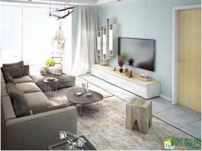 板岩色、红木色和莫兰迪色交相搭配的家具,材质多使用松木、椿木,制作,高档的桦木,楸木等做框架。