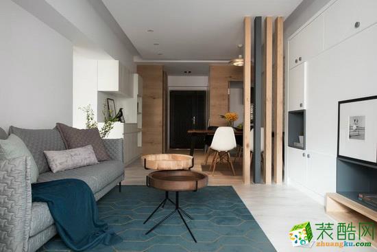 【盛典瑞家装饰】79方两室两厅装修效果图