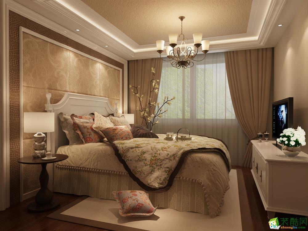 275平米现代简约风格别墅住宅装修案例图|星艺装饰