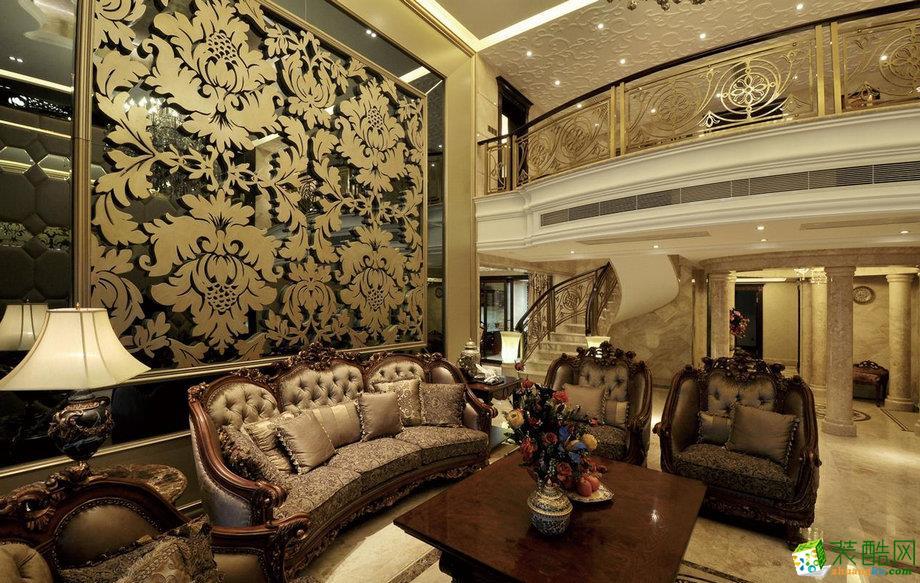 三室两厅 160平米 古典风格 装修效果图