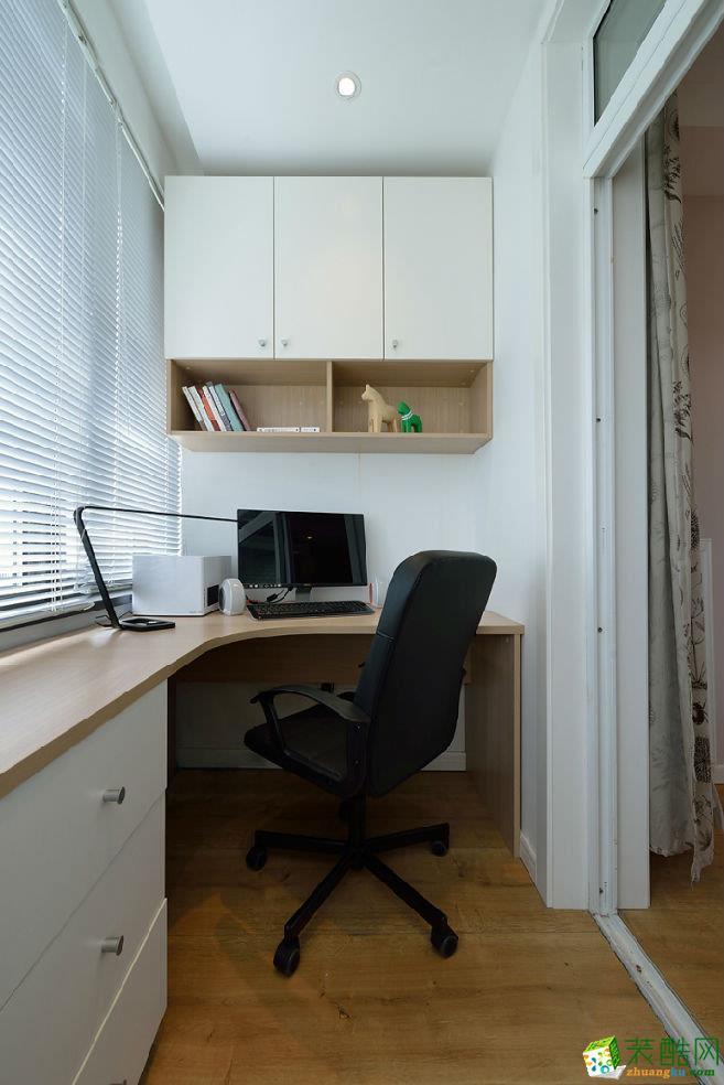 [武漢方林裝飾]150方北歐簡約風格三居室裝修設計效果圖