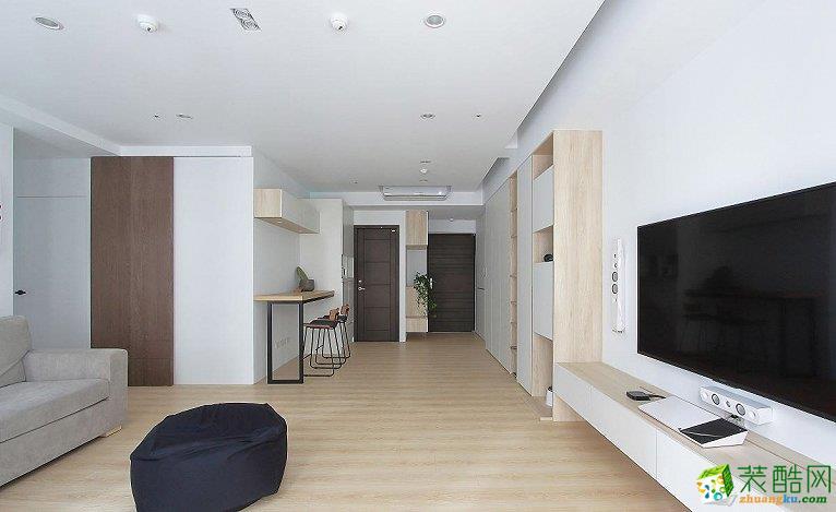 【天世居装饰】中国核建紫金一品80�O现代风住宅