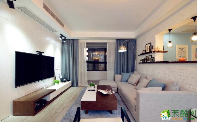 三室两厅|100|欧式风格|装修效果图