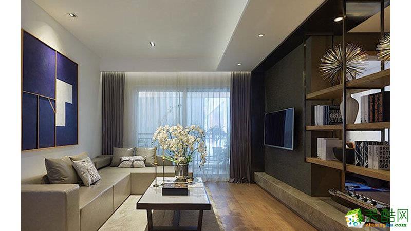 三室两厅 90 简约风格 装修效果图