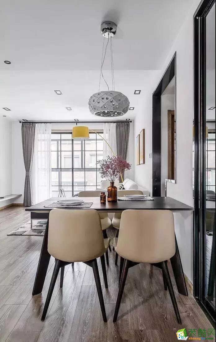 三室两厅|110|北欧风格|装修效果图