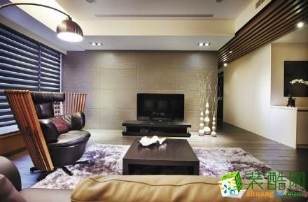 【天世居装饰】中海北滨洋房172平现代混搭风