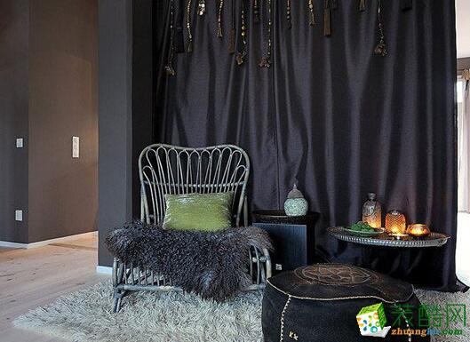 软装饰  云南昆仑装饰-145平新古典风格公寓
