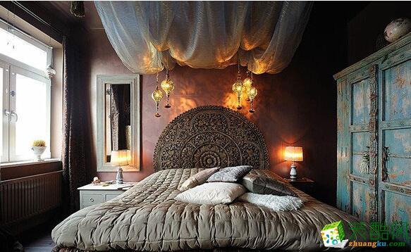 卧室  云南昆仑装饰-145平新古典风格公寓