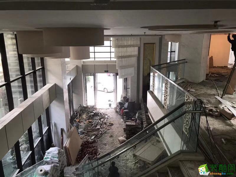 香城故事700方-售楼部