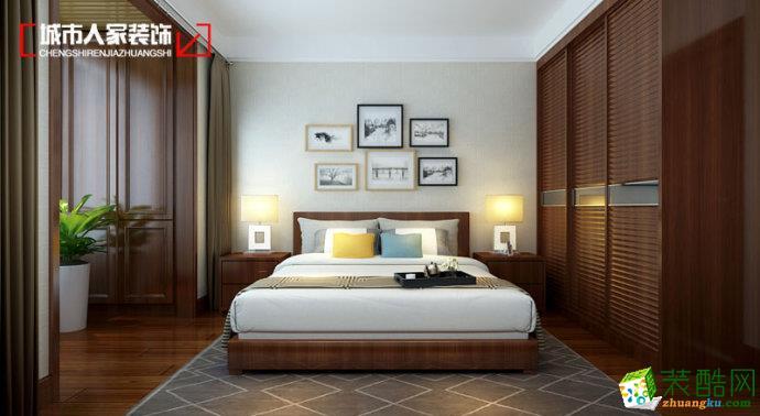 淄博城市人家| 齐悦国际150平新中式风格装修设计效果图案例