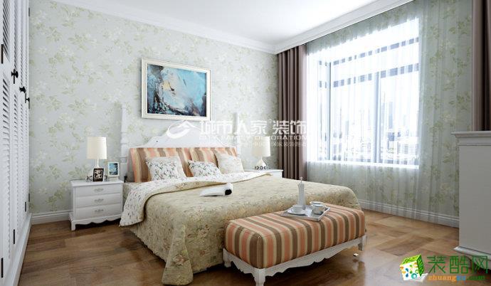 滨州城市人家| 中海壹号117平美式风格装饰设计效果图案例