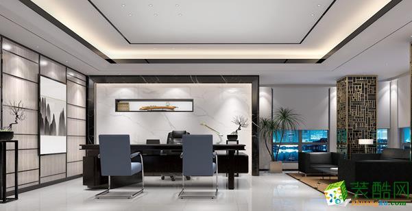 西安快装装饰-办公室装修效果图