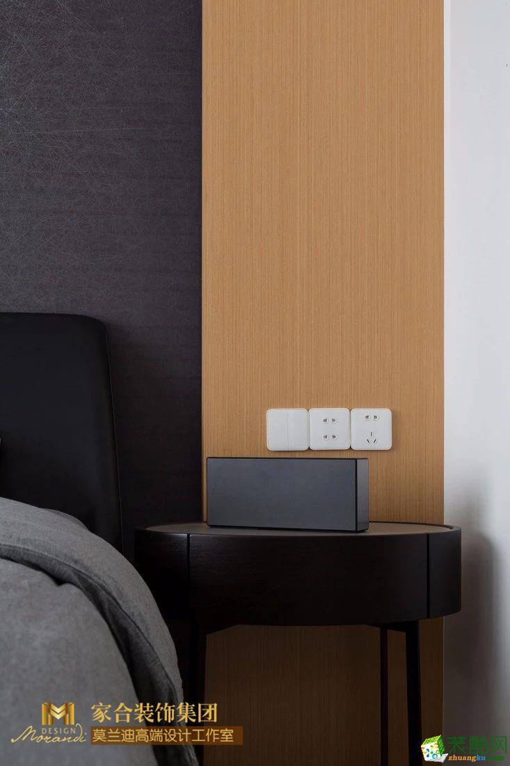 卧室  118�O现代风三居 打造独一无二的阳光房