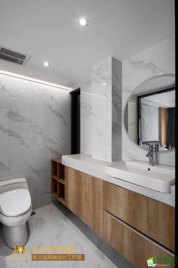 卫浴  118�O现代风三居 打造独一无二的阳光房