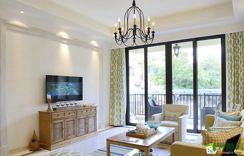 现代简约风格116平米四室两厅装修实景案例图 鑫佰利装饰