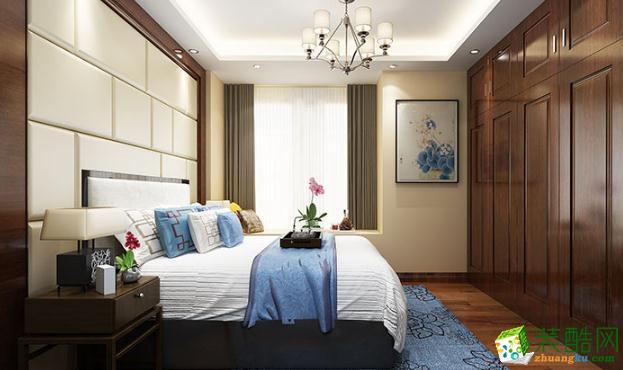 托美尔装饰-150平美式大宅装修效果图