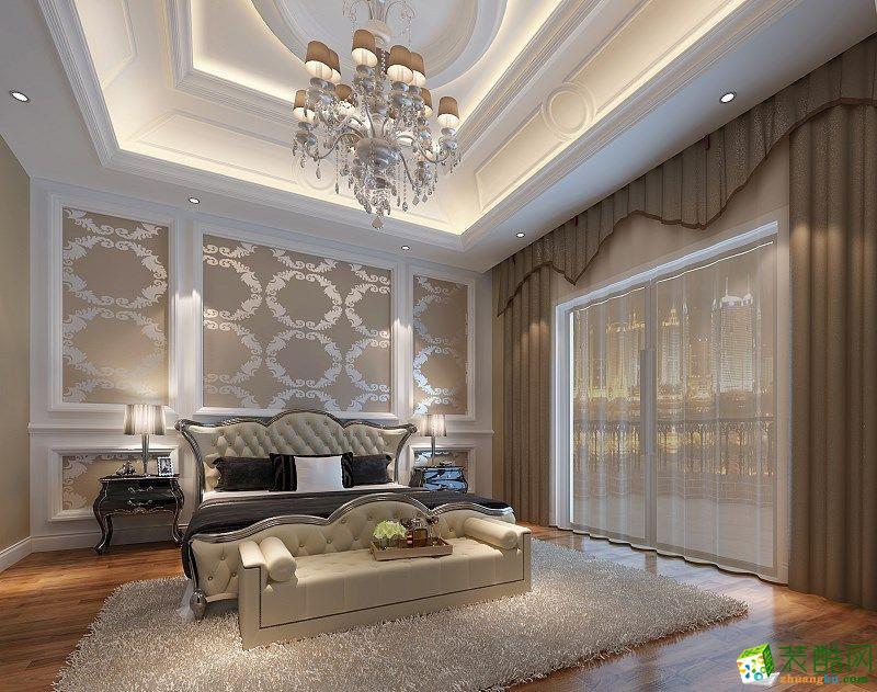 混搭风格351平米别墅住宅装修实景案例图|喜匠装饰