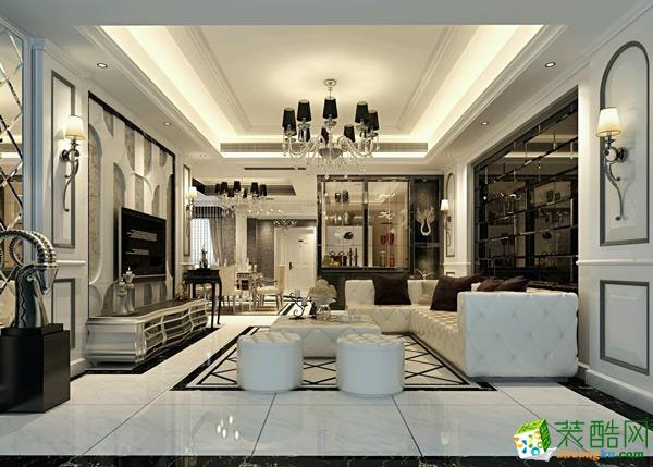 【恩施春满人间装饰】135平米四室两厅现代风格装修