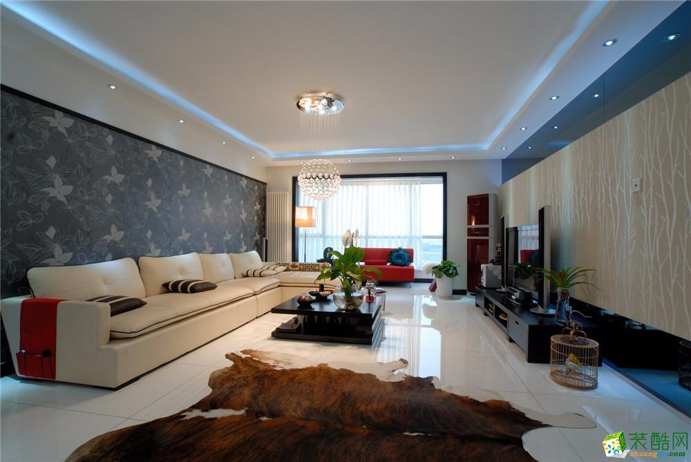 【桦艺装饰】70平米小户型两居室