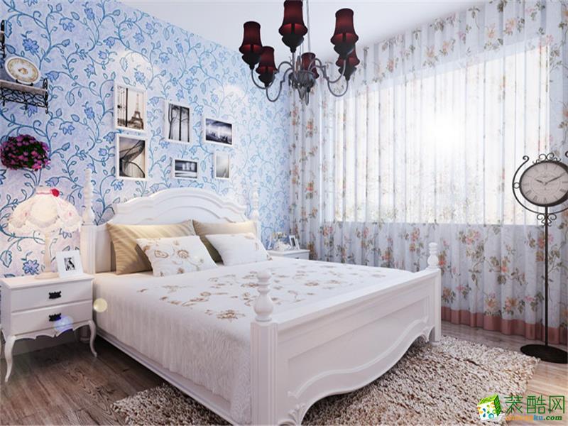 汕尾名匠装饰-田园两居室装修效果图